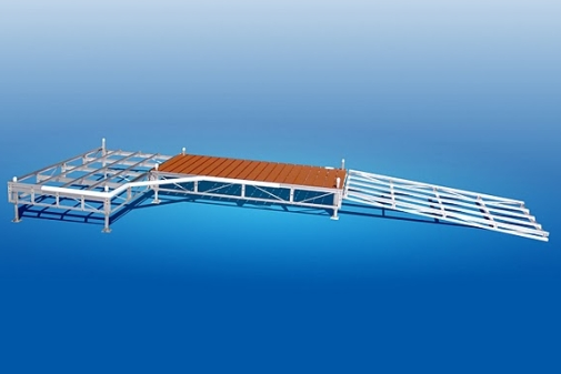 Leisure Series Pole Dock