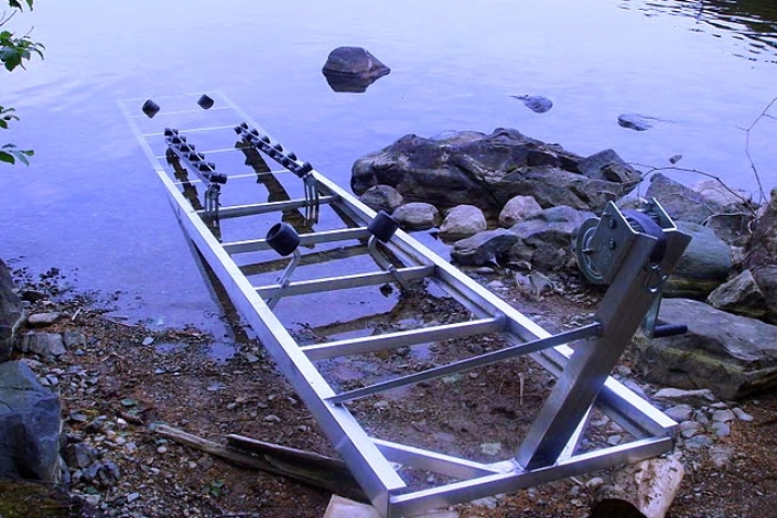 Lake Nipissing Roller Ramp