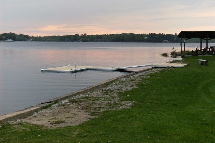 Fairholm Lake, Whitestone Ontario