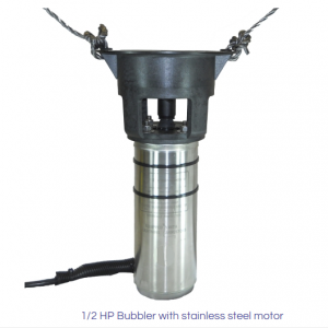 1/2 HP Bubbler w/ 15M (49.5') Cable - 110V Single Phase