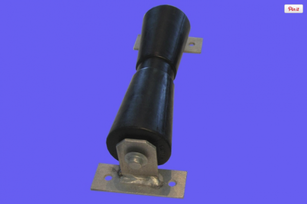 12_ Keel Roller with Mounting Brackets (44-836)