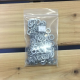 "3/8"" Galv. Spring Washer (100pk)"