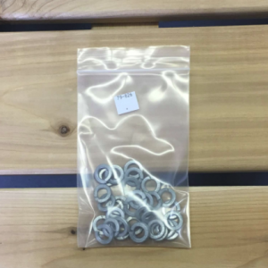 "3/8"" Galv. Spring Washer (32pk)"