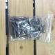 "3/8"" x 2-1/2"" Galv. Carriage Bolt (32pk)"