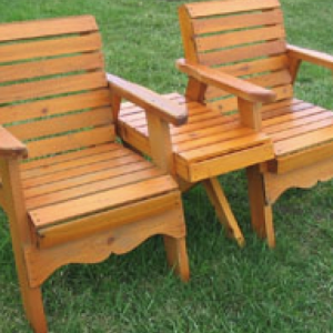 Cedar Dock Chair