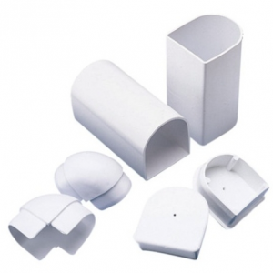 DE-Large Connectors (2pk) White