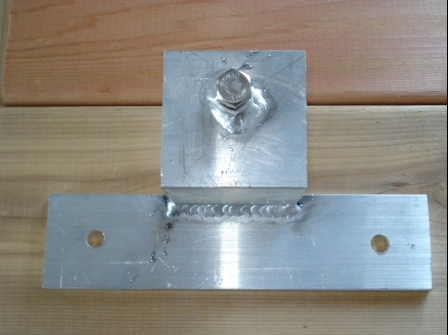 Shore Connector Bracket