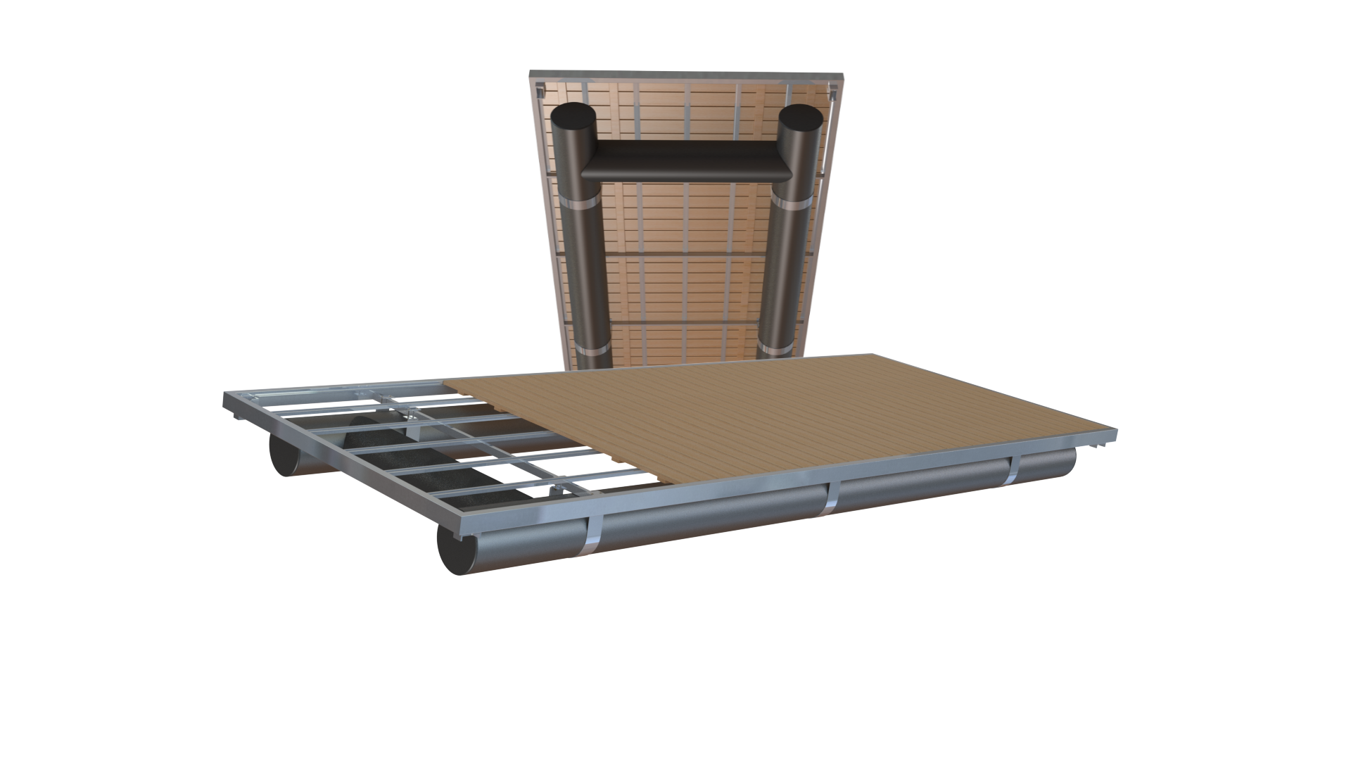 Titan Series Floating Docks